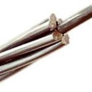 Провода стальные фото