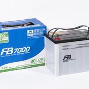 Аккумулятор Furukawa FB7000 90D26L 73 А/ч Обратная фото