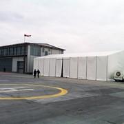 Тент Storage tent S75-Alu 12.5м h500 фото