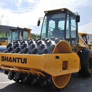 Дорожный каток SHANTUI SR-12P-5 фото