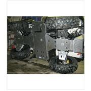 Комплект защит днища ATV RM 500 (6 частей) фото