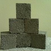 Блоки полистиролбетонные СБР фото
