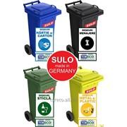 Контейнер для отдельного сбора мусора Код: 1052183 фото