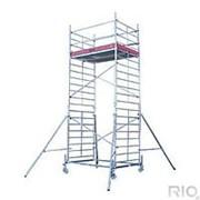PROTEC Передвижные подмости. рабочая высота 7,3 м арт. 910158 фото