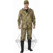 Костюм Егерь и : куртка, брюки тк. смесовая КМФ Клён фото
