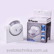 Датчик движения Feron SEN11 белого цвета фото