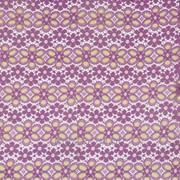 Ткань Гипюр на сетке двухцветный 84 фото