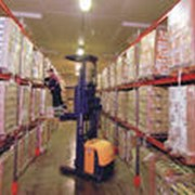 Перевалка и ответственное хранение различных грузов фото