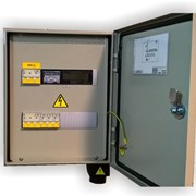 Шкаф учета и распределения электроэнергии ШУРЭ фото