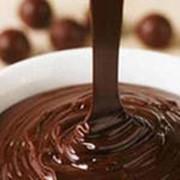 Глазурь шоколадная фото