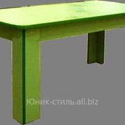 Стол М-83 салатовый фото
