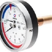 Термоманометр осевое присоединение