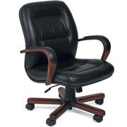 Офисное кресло для посетителей Ника D80 фото