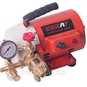 Электрический опрессовщик до 60 бар ETP-60 (производ 6л.) Gerat фото