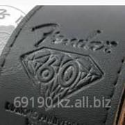 Кожаный ремень Fender фото