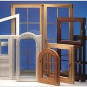 Деревянные окна от производителя фото
