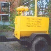 Установка для разогрева битума УРБП-1.0 фото