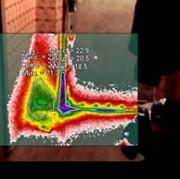 Тепловизионный контроль качества теплозащиты зданий фото