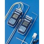 Микроманометры – термометры HD2114P.0 и HD 2114P.2 для определения скорости воздуха и величины расхода фото