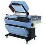 Термоусадочная упаковочная машина EKH-238 камерного типа фото