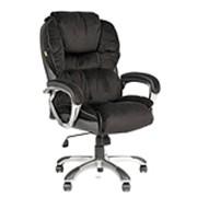 Chairman 434 - удобное компьютерное кресло из ткани фото