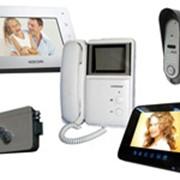 Домофоны и видеодомофоны для дома квартиры и офиса. фото