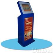 Напольный платежный терминал фото