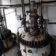 Реактор эмалированный СЭРН-2,5, объем — 2,5 куб.м. фото