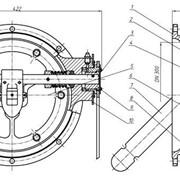Клапаны герметические с ручным приводом (тип КГ) - КГ-150; КГ-200; КГ-300 фото