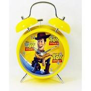 Будильник История игрушек Toy Story классический (желтый) фото