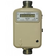 Счетчик газа бытовой УБСГ 001 G-10 (с электронным термокорректором для установки на улице) фото