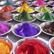 Пищевой краситель 200мл желтый, зеленый, синий, оранжевый, лимонный, пурпурно-красный фото