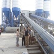 Бетонный завод HLS120Q фото