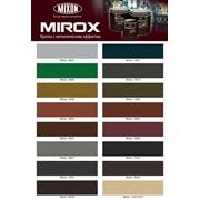 Краска с металлическим эффектом MIXON MIROX фото