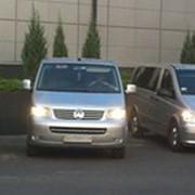 Аренда автомобилей с водителем Донецк фото