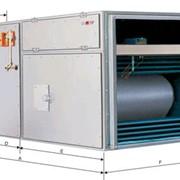 Генератор тёплого воздуха kg/wo фото
