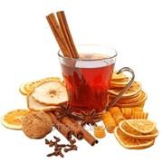Доставка горячих напитков - Чай с яблоком и корицей