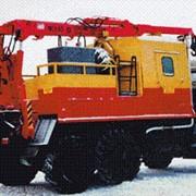 Автомобиль АСЭ (шасси КАМАЗ-43114) фото