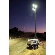 Осветительная мачта TowerLight Модель VT 8 фото