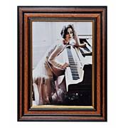 Пластиковая рамка 10х15 модель 601.0156.01 фотоальт фото