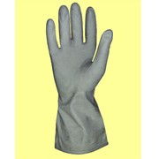 Перчатки кислотощелочистойкие фото