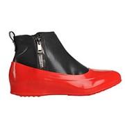 Женские галоши для обуви без каблука, алые паруса фото