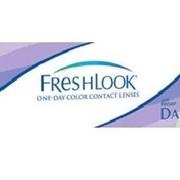 Косметические цветные контактные линзы FreshLook One-day фото