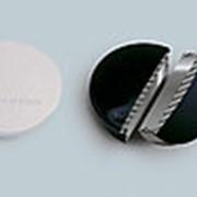 Магниты Magnetoplan Junior, диаметр 34 мм, сила 1,3 кг, 10 шт., зеленый фото