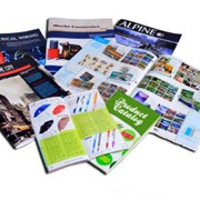 Брошюры и каталоги фото