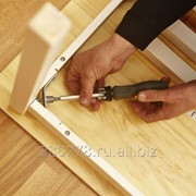 Услуги по сборки мебели любой сложности фото