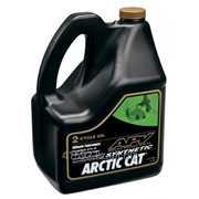 Масло Arctic Cat Syntetic APV 2-cycle Oil фото