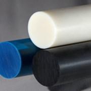Полиацеталь ПОМ-С стержень 100 мм (L=1000 мм, 11,7 кг) фото