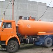 Ассенизаторская машина- 5,10м3.  фото