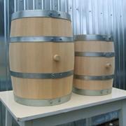 Бочка для выдержки коньяка и вина 50 литров фото
